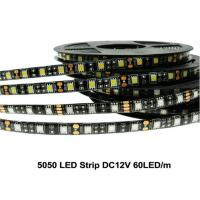 China Unique Dc12v 5050 Smd Rgb LED Strip Lights With CE Certificate on sale