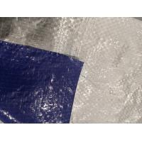 Buy cheap Aging Resistant PE Tarpaulin Sheet For Ship Cover / Cargo Storage product