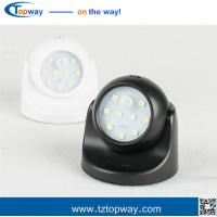 China 360 degree rotates motion activated cordless sensor safety led light indoor on sale