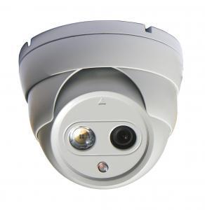 Buy cheap 25m Led Array Digital WDR CCTV IR Cameras Effio-e 700TVL , High Performance product