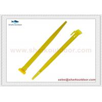 Buy cheap Plastic Tent Peg stakes 21.5cm product
