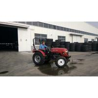 Buy cheap Hw554 Compact Farm Tractor 55HP Affordable Small Tractor product