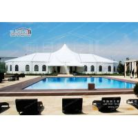 Buy cheap 25x70m 2000 People PVC Fabric Exhibition Tents Concert Tent Aluminum Frame from wholesalers