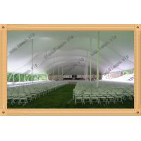 Buy cheap Solid white 30X60m Party Canopy Marquee tent/ church pole tent for sale product
