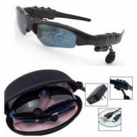 China Bluetooth MP3 Sunglass MP3 Player and Bluetooth Headset Earphone on sale