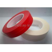 Buy cheap 155℃ Electrical Insulating Materials Crepe Paper / Fiberglass Adhesive Tape For Transformer  product