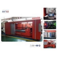 China High Performance Fiber Metal Laser Cutting Machine For Metal Sheet / Tube from HANS GS on sale