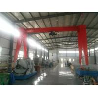 Buy cheap Factory High Cost-performance Granite Industry Used 15Ton Gantry Crane with CD,MD Type Electric Hoist product
