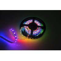Buy cheap WS2813 Dual data line WS2811 Built-in 5050 RGB LED Strip Individual Addressable 5V DC Nonwaterproof product