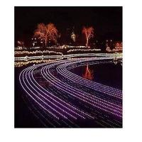 Buy cheap 5050 SMD RGB 5m DC12V 60leds/meter flexible Waterproof rgb led strip garden decoration product