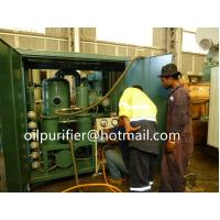 Buy cheap Transformer Oil Filtration Plant,Transformer Oil Filter Machine Project in Papua New Guinea product