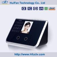 Quality Face Recognition Time and Attendance System Dual Sensor (HF-FR605) for sale