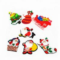 Buy cheap Beautiful Design Eco-friendly Silicone Fridge Magnet made in China product