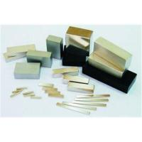 Buy cheap Custom Strongest Industrial Sintered NdFeB Magnets with Block product