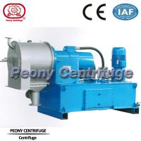 Buy cheap Plc Control 2 Stage Pusher Separator - Centrifuge For Sea Salt Dewatering product