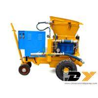 Buy cheap Dry Mix Shotcrete Machine product