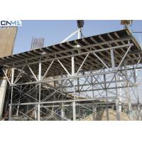 Buy cheap Light Weight Flying Table Formwork , Concrete Slab Systems Longer Life Span product