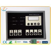 Buy cheap 3M 467MP Membrane Switch Panel With Embedded LEDs , Flat Membrane Switch 0.05 - 0.3mm product