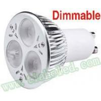 China 3W,6W LED Spotlight,CREE,Dimmable,GU10,MR16 LED on sale