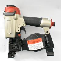 Quality 120'' * 1-1/4'' Roofing Coil Nail Gun Pneumatic Coil Nailer SUNWELL CRN45A for sale