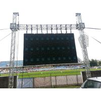 Buy cheap SMD3535 1920Hz P6 Led Advertising Displays For Outdoor Adv / Show / Events product