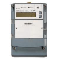 Buy cheap DLMS Multifunction Din Rail KWH meter 3 phase for residential 3 x 230 / 400 Volt AC product