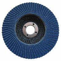 China 4-1/2 X 7/8 60 Grit Zirconia Angle Grinder Cutting Wheel Abrasive Flap Disc on sale