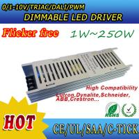 Buy cheap constant voltage led driver dimmable 12V/24V/110V/220V product