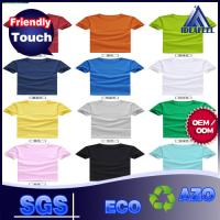 Buy cheap Various Color No Wrinkle Custom Personalized T Shirts For Adults 140g - 180g product