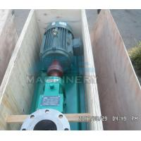 Buy cheap Twin Screw Pump, Screw Pump Price, Progressive Cavitypump Good Quality and Factory Price Stainless Pump,Liquid Pump,Scre product