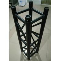 Buy cheap Black  Aluminum Spigot Stage Truss 300*300*1m Size For Indoor Show And Events from Wholesalers