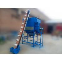 Buy cheap cooling storage bin for animal feed pellet machine production line  discharging and packing directly product