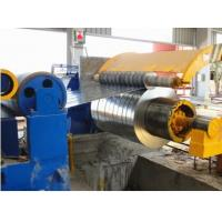 China ZJX-3X1250-1600 Automatic Slitting Line Machine High Speed Steel Slitting Lines on sale