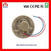 Buy cheap dc flat vibrating motor for toys 0834 product