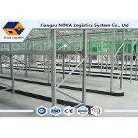 Buy cheap OEM Heavy Duty Steel Pallet Warehouse Racking Anti Corrosion For Synthesis Chemical Plant product