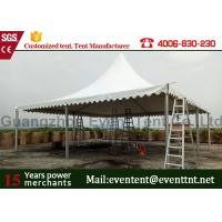 Buy cheap Customized Pagoda Party Tent Gazebo Tent For Festival Celebration Color Optional from Wholesalers