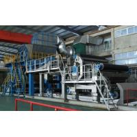 Buy cheap Toilet Paper Machinery Crescent Former Tissue Paper Machine for Making Machine product