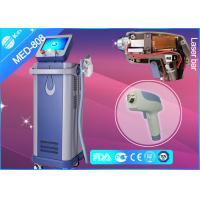 2000 watt High Power Diode Laser Hair Removal Machines For Male
