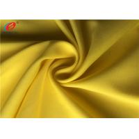 China Semi - dull Water Resistant Nylon Spandex Fabric Stretch Knitted Fabric For Bikini on sale