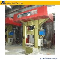 Buy cheap Work Flexible Agricultural Machinery Parts Die Casting Screw Press Machine product