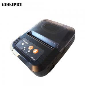 Buy cheap Handheld Mini Bluetooth Printer 5V 2A Power USB Barcode Receipt Printer product