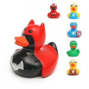 Bathtub Toy Batman Rubber Duck, Mini Marvel Character Rubber DucksPromotional Gift