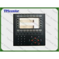 Buy cheap Membrane switch keypad keyboard 03500B 0124-101 for Beijer Electronics AB Operator Interface E600 product