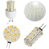 Buy cheap Vehicle Lighting 180lm 3528 SMD 12V 0.9W G4 Led Lamps Halogen Bulb Replacement 18pcs product