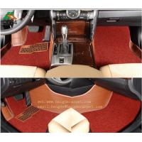 Quality coil car mat for sale