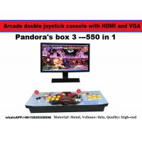Buy cheap Arcade Controller Joystick Kit Pandora Box 4 hd 645 in 1 Multi Game Board Fight Stick to TV PC 2 Players Arcade Cont product
