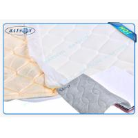 Buy cheap Blue / Beige / Green Polypropylene Non Woven Cloth Spunbonded For Packing Material product