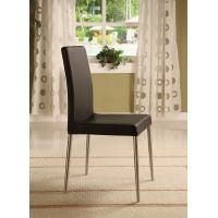 Buy cheap Comfort Ss Leather / Faux Leather Dining Chairs High Back Dining Chairs 500*590*800mm from wholesalers