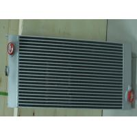 Buy cheap Hitachi EX300 Excavator Engine Radiator Oil Cooler 4649913 4649914 4648857 product
