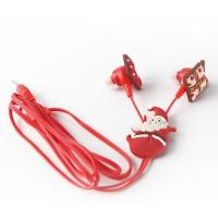 Buy cheap Selling pvc,silicone rubber material high quality mp3 ear earphone promotional gifts product